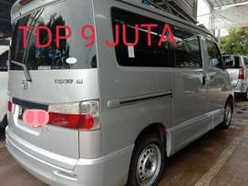 Daihatsu luxio D Mt TDP 9 th 2014