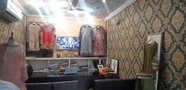 Shop available for rent in main cantt bazaa