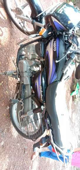 My bike is fully condition