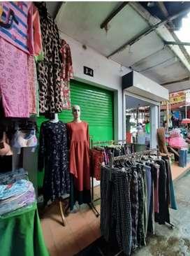 Kios murah di dalam Pasar