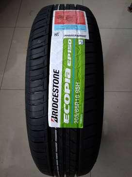 Ban Mobil Alphard X Innova Reborn Bridgestone Ecopia EP150 205/65 R16