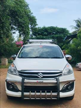 Maruti Suzuki Ertiga ZDi, 2017, Diesel
