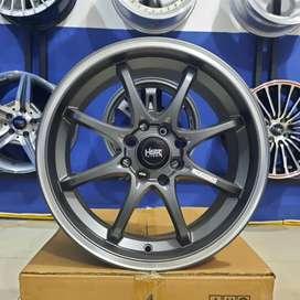 Velg Mobil Ring 16 HSR Avanza Agya Ayla Jazz Yaris Datsun Mobilio DLL