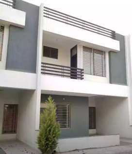 1000 sqft plot 3bhk duplex available on resale at Nipania near Apollo