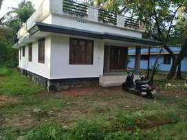 Varapuzha near thathapilly 4.650 cent 2 bed new house.