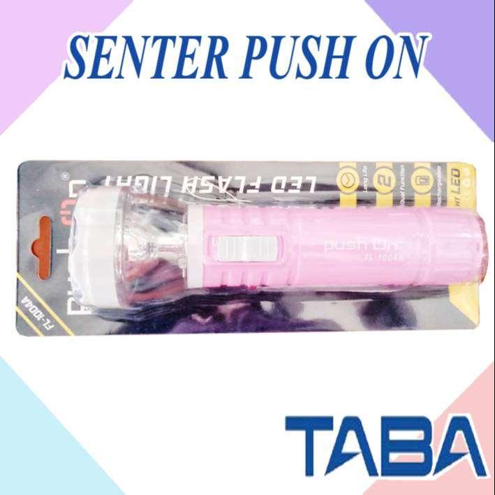 SENTER PUSH ON FL-1004A / 500mAh / SENTER CAS 0
