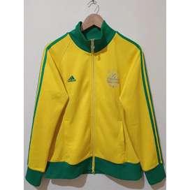 (jmk35) Jaket Tracktop / Bola Adidas Rapid Vienna Anthem Jacket