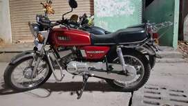 Rx 100 fully restored