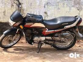 Hero Honda Passion plus 2007 year