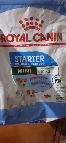 urgently selling 2.5 kgs of mini starter pack