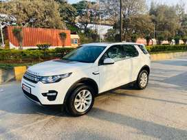 Land Rover Discovery Sport Petrol HSE 7S, 2017, Petrol