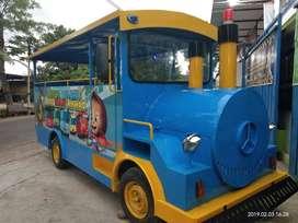 Jual kereta mini odong panggung mini  coaster RAA