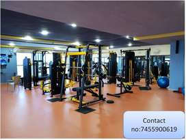 FULLY COMMERCIAL GYM SETUP SUPPLIERS
