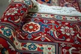 Persian Carpet wool
