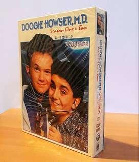 Doogie Howser M.D TV Series 1989-1993 Season One & Two 13 DVD Original