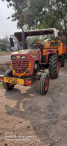 Mahindra 575 Di With Trolly