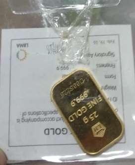 Terima jual emas tampa surat cod