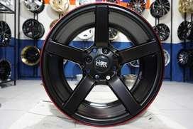 Velg Mobil Murah Ring 15X7/8 HSR NE3 Buat Mobil Freed, Ferio, Genio