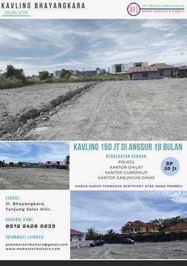 Tanah Kavling Tanjung Selor
