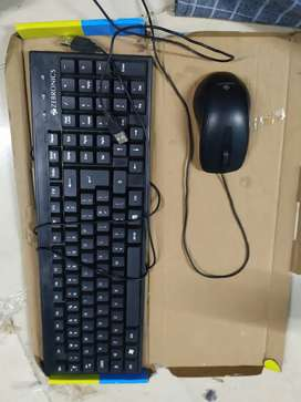 Key boad mouse no used