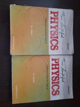 S.L Arora for Class 11th Volume 1&2 both