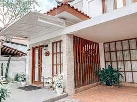 Rumah Villa Sewa Tahunan dalam kota Jogja