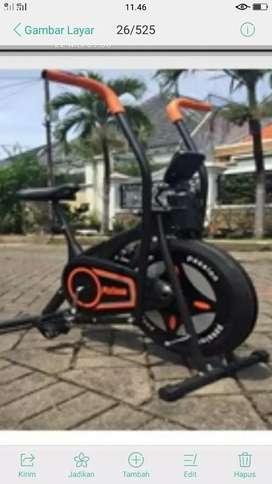 Olahraga murah Sepeda Platinum dua gerakan new dos
