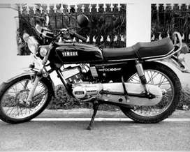 Yamaha RX-100 Good condition
