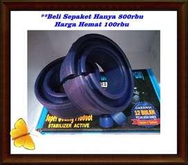 Blue Damper bantu mencegah gesekan body & roda (gasrot) pd Velg Besar