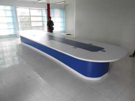 Meja Rapat Besar - Big conference table