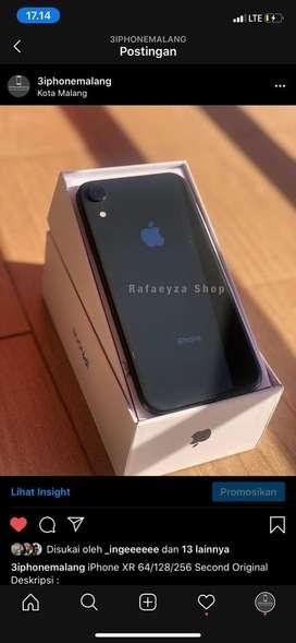 Iphone XR 64gb ORIGINAL MURAH MULUS