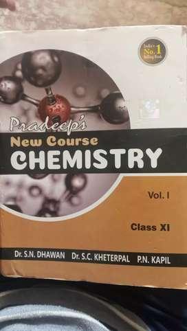 +1 medical, chemistry book