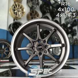 Velg Racing R16 bisa kredit