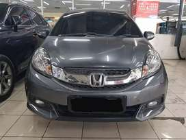 Hanya TDP Rp 15 juta.Honda Mobilio E cvt 2014