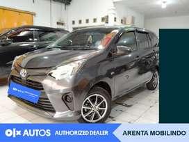 [OLX Autos] Toyota Calya 2018 E 1.2 Bensin M/T Hitam #Arenta Mobilindo
