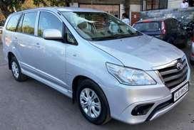 Toyota Innova 2.5 GX (Diesel) 7 Seater, 2014, Diesel