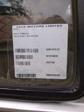 Tata Sumo Victa 2009, tax 2023,All papers ok