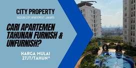 Apartement Tahunan Unfurnish di Bassura City Jakarta - 09CB07