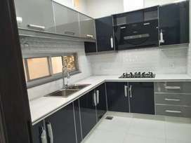5 marla brand new house Available for rent In Pak Arab society