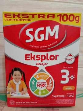 Susu SGM 3+ MADU 1000 Gram exp 2023