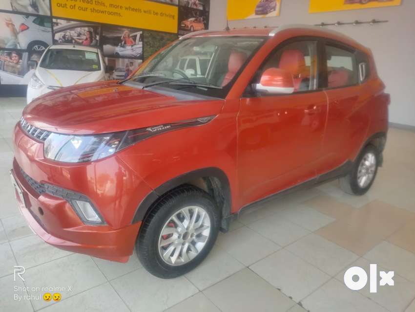 Mahindra Kuv 100, 2016, Diesel 0