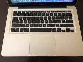 Macbook pro core i5 8gb ram 500gb hdd 13.3 screen size RS36