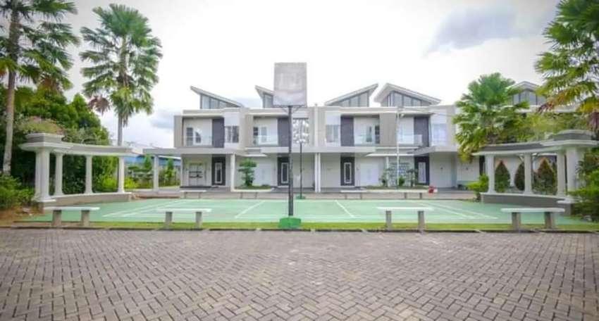 Rumah Cluster mewah dengan fasilitas yang terlengkap di Pontianak 0