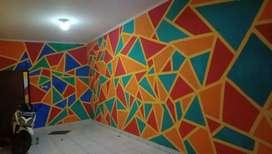 Dekorasi tembok rumah