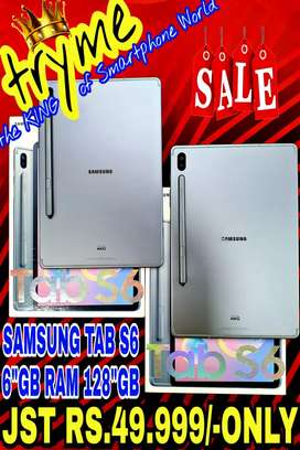 TRYME 6Gb Ram/128Gb SAMSUNG TAB S6 Full Kit Bill Box
