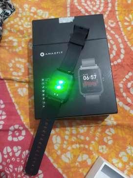 Amazfit bip s smart watch