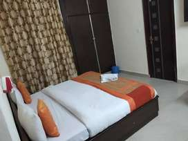 Single Room with lip smacking meals available