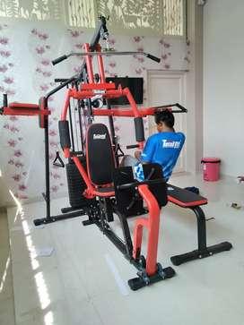 Tiga sisi home gym