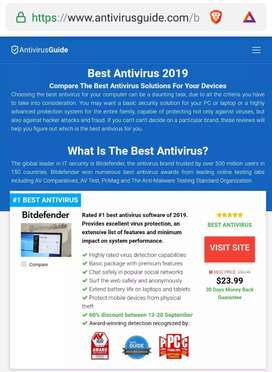 Bitdefender Total Security 2020 (5 Devices)