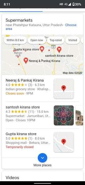 List your shop on Google